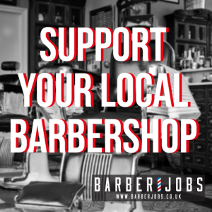 Support Your Local Barbershop