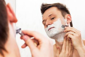 shave at home