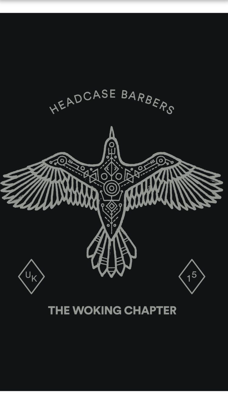 Headcase barbers Woking