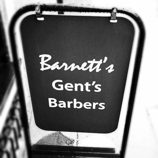 Barnetts barbers