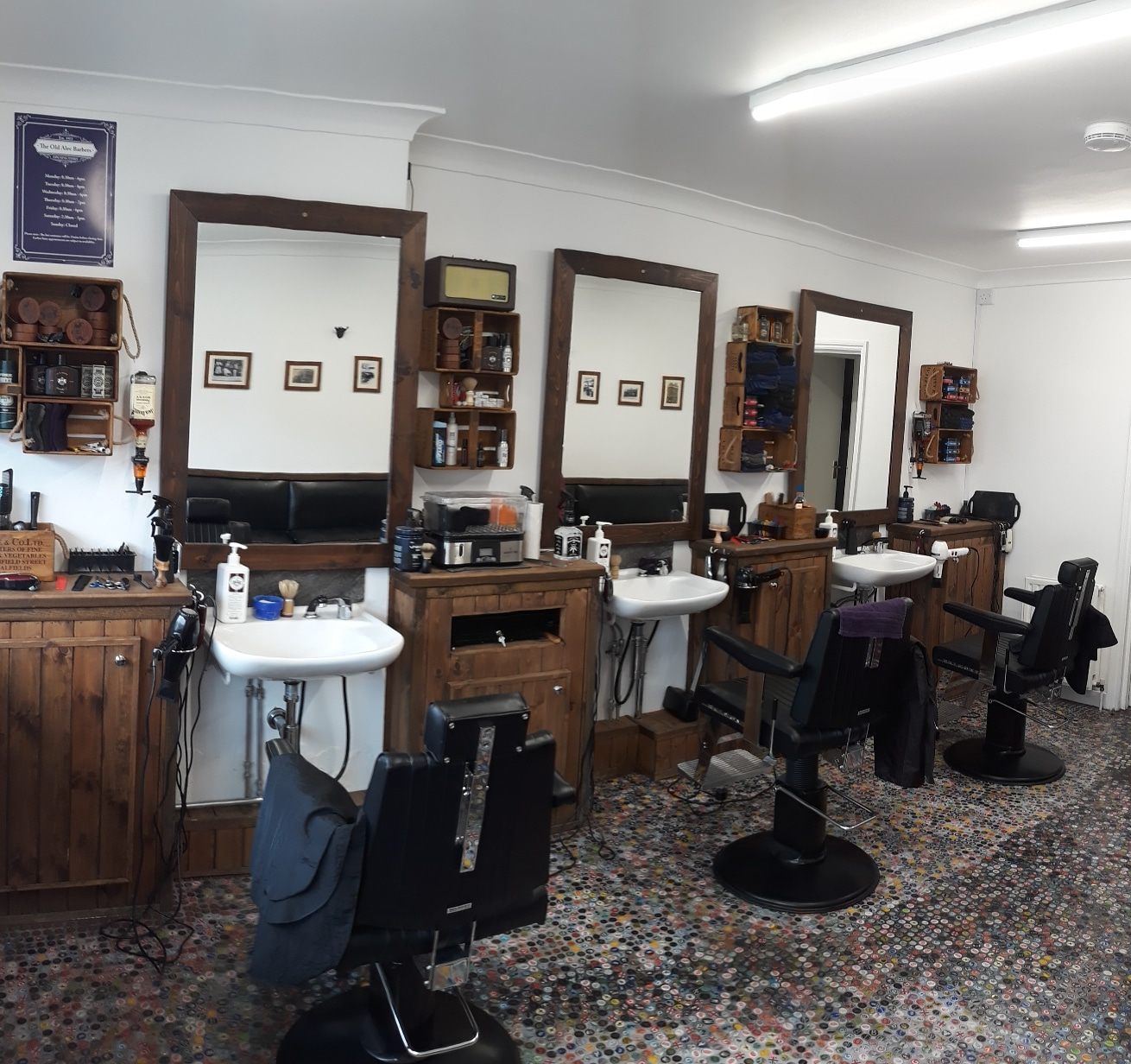 the old alec barbers
