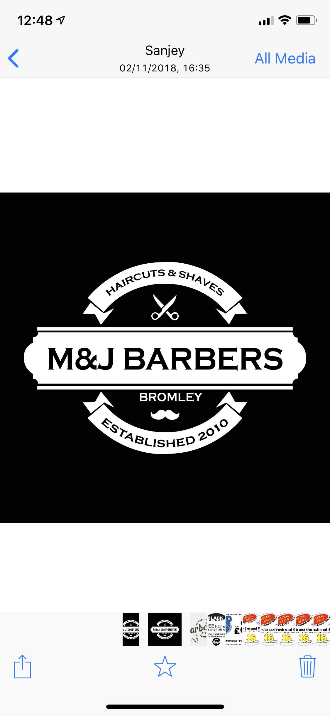 M&J Barbers