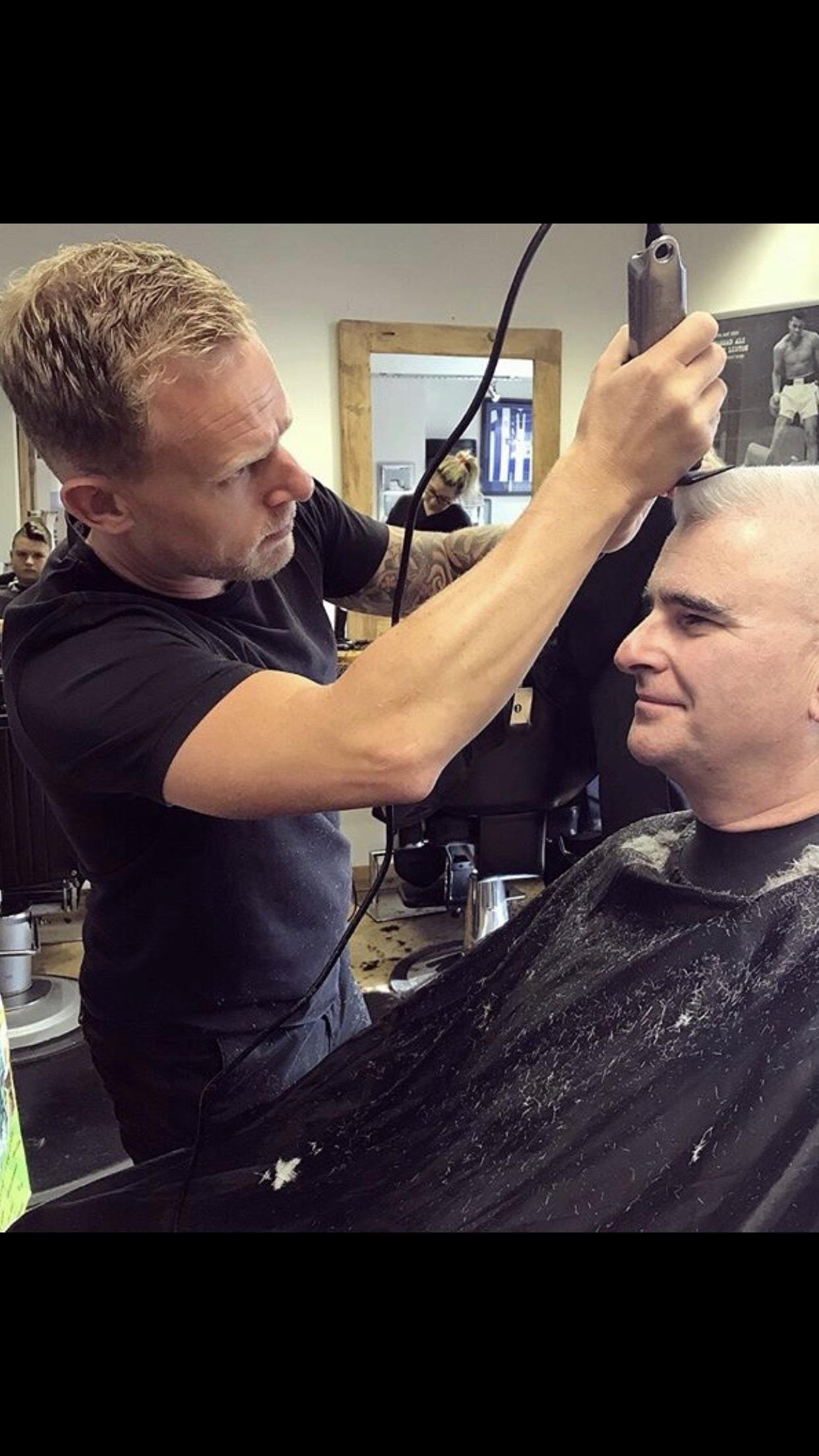 Paul Stanleys Barbers