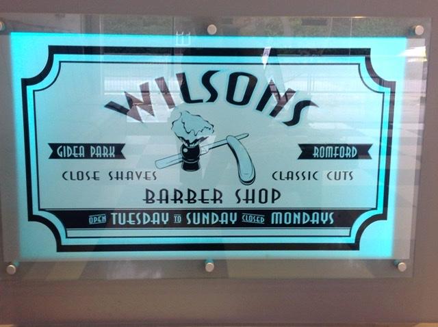 Wilson's Barbers