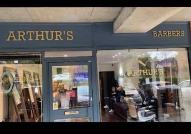 Arthur's barbers