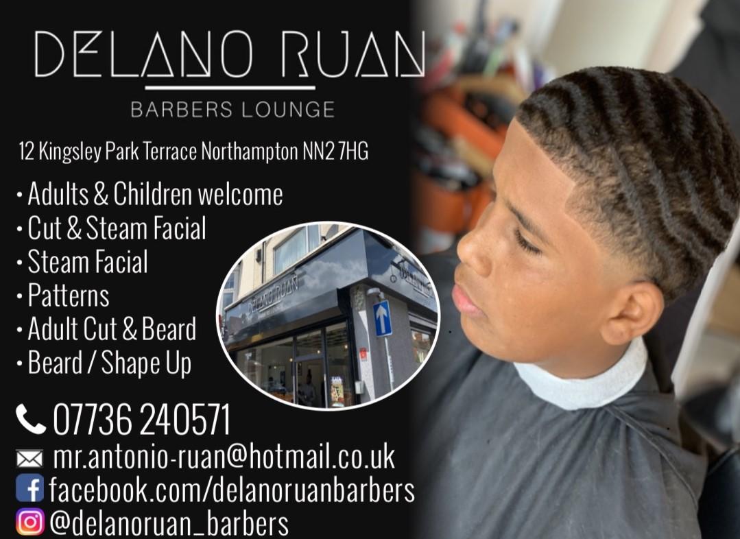 Delano Ruan Barbers Lounge