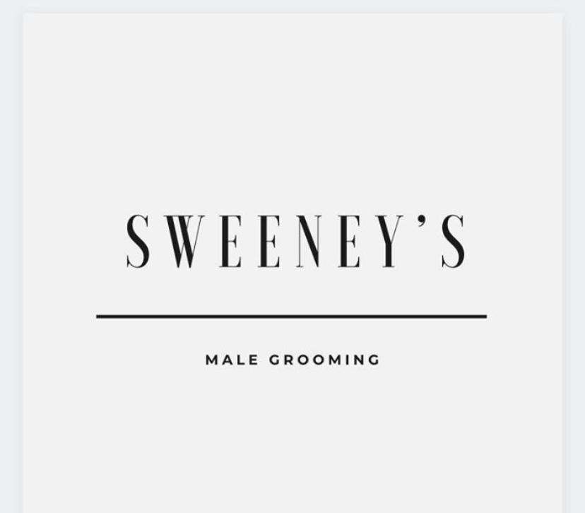 Sweeney's Male Grooming